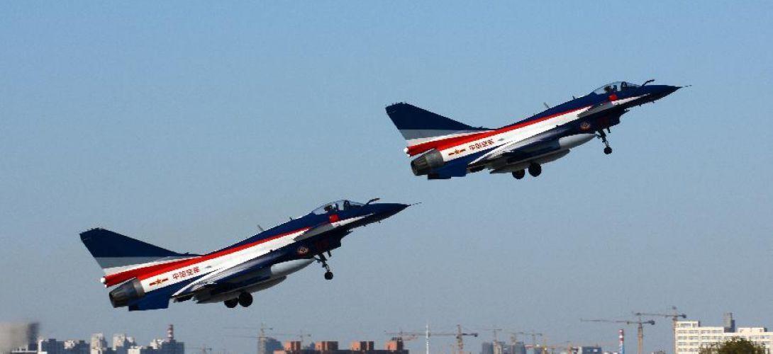 中國空軍裝備將在中國航展上首次成體系亮相