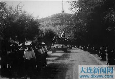 抗战中大连解放日为何定在1945年8月22日 组图
