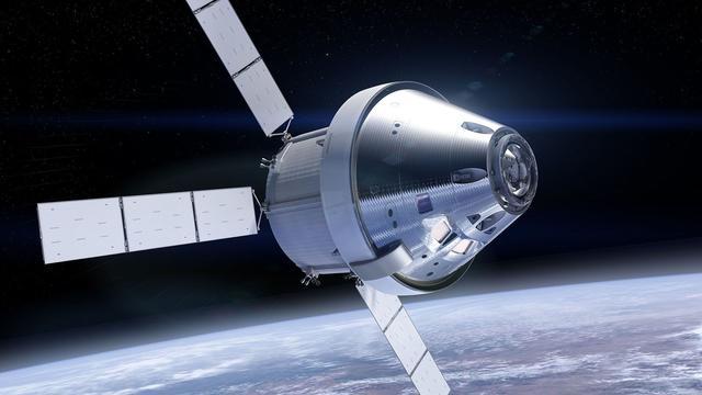 首飞就载人 美国猎户座飞船拟搭载两人绕月飞行