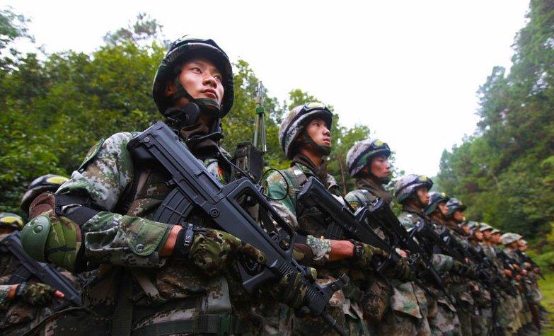 解放军陆军的 进阶之路