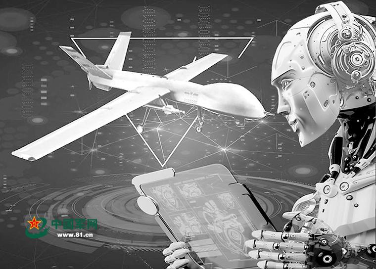 """當無人機裝上一顆會思考的""""大腦""""……(組圖)"""