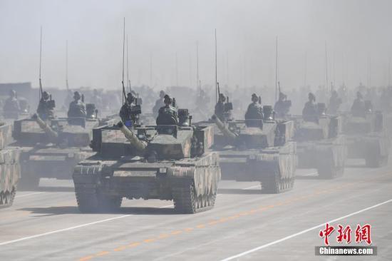 中國第一支專業化藍軍旅參加34場實兵演習 33勝1負(圖)