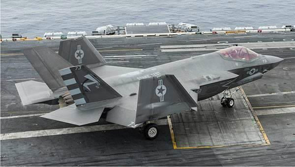 美國海軍2019財年採購120架飛機 含29架F35戰機(圖)