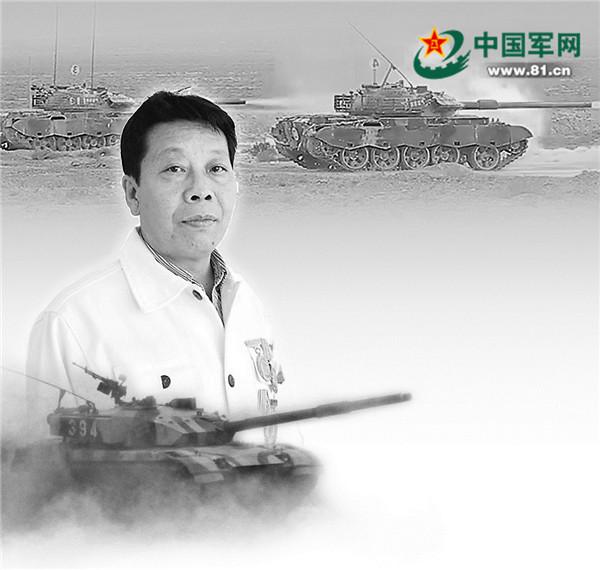 """""""独臂焊侠""""卢仁峰:一只手焊接坦克战车(组"""