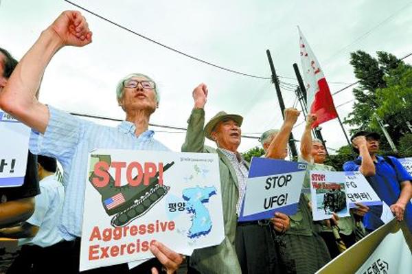 韩国和平团体称美国阻碍朝韩关系缓和 呼吁美